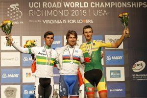 Pasaulio dviračių čempionate Lietuvos rinktinė liko 14-a