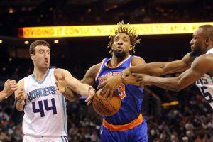 """K. Porzingis per plauką neišplėšė """"Knicks"""" pergalės"""
