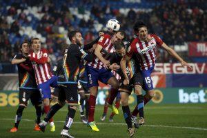 Aiškūs visi Ispanijos futbolo taurės ketvirtfinalio dalyviai