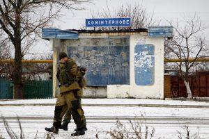 Ukrainos uostamiestis dėl skolų keliems mėnesiams liks be karšto vandens