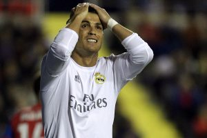 Išžaginimu kaltinamo C. Ronaldo byloje pareikalauta DNR mėginio