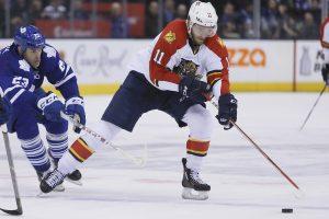 """""""Panthers"""" ledo ritulininkai užsitikrino vietą NHL atkrintamosiose varžybose"""