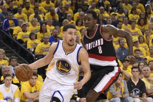 NBA čempionai laimėjo ir antrąsias Vakarų konferencijos pusfinalio rungtynes
