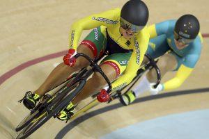 Antradienio lietuvių startai olimpinėse žaidynėse