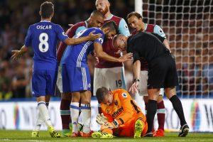 "Anglijos futbolo čempionato pirmasis turas baigėsi ""Chelsea"" pergale"