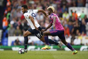 """""""Tottenham Hotspur"""" Anglijos futbolo čempionate pakilo į trečiąją vietą"""