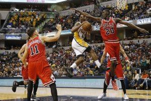 """""""Chicago Bulls"""" ir toliau lieka be pergalių"""