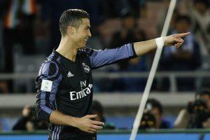 """Madrido """"Real"""" žengė į FIFA pasaulio klubų čempionato finalą"""