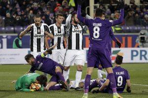 """Italijos čempionato lyderis """"Juventus"""" patyrė nesėkmę Florencijoje"""