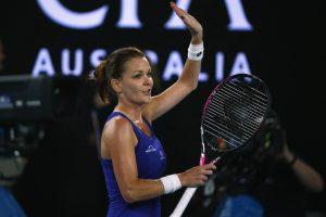 """A. Radwanska – antrame """"Australian Open"""" etape"""