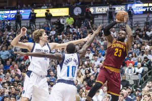 "NBA: ""Cavaliers"" nusileido ""Mavericks"""