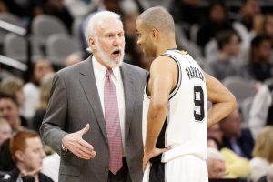"""NBA arenose – istorinė """"Spurs"""" treneriui pergalė"""