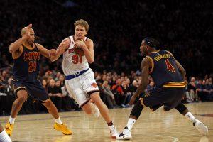 Sugrįžęs M. Kuzminskas liko be taškų prieš NBA čempionus