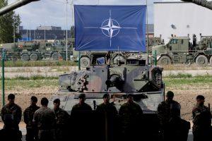 Estija ir NATO sąjungininkai pradeda dideles karines pratybas
