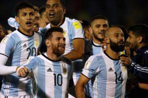 L. Messi išgelbėjo Argentiną, pasaulio čempionatas – be Čilės