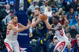 NBA: J. Valančiūno ir D. Sabonio klubai pralaimėjo