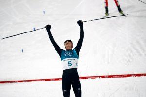 Pirmąjį Šiaurės dvikovės olimpinį auksą iškovojo garsus vokietis