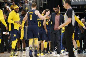 NBA: D. Sabonis buvo arti dvigubo dublio