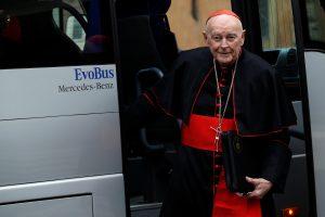 Popiežius nurodė atlikti išsamų tyrimą dėl išnaudojimu kaltinamo JAV kardinolo