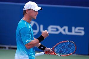 ATP reitinge – didelis R. Berankio nuopuolis ir  L. Mugevičiaus rekordas
