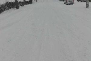 Vakarų Lietuvai – sniego spąstai