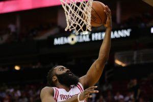 """""""Rockets"""" su D. Motiejūnu Vakarų konferencijoje pakilo į aštuntą vietą"""