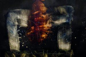 Baroti galerijoje – mistiška A. Karvelio tapyba