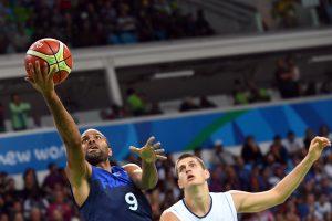 T. Parkeris: mano svajonė buvo žaisti finale su JAV
