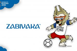 Rusija pasaulio futbolo čempionato talismanu pasirinko vilką