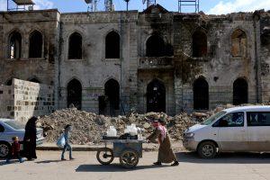 Pasaulio bankas: Sirijos karo kaina – 226 mlrd. JAV dolerių
