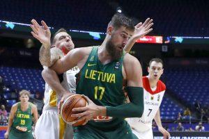 Eurolyga pateikė pasiūlymą, kaip geriausi krepšininkai galėtų žaisti atrankose