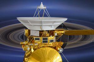 Astronomai atsisveikina su Saturną tyrinėjusiu kosminiu aparatu