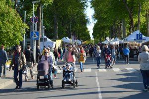 Palanga pasitinka vasarą – savaitgalį kviečia į Kurorto šventę