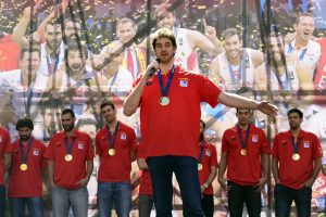 Vilniuje –kaip niekada stipriai nukraujavę Europos čempionai