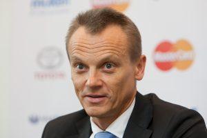 R. Brazauskas: LKL tikslas – Eurolygoje matyti ir antrą lietuvišką komandą