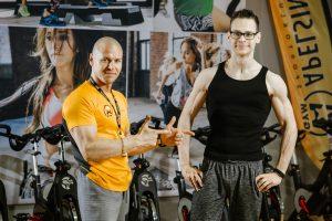 Atsikratęs 50 kg IT specialistas svajoja apie sporto aukštumas