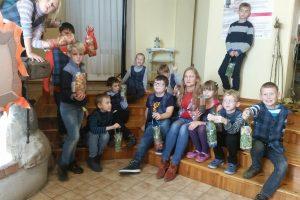 Vaikai su žibintais žygiuos per Klaipėdą