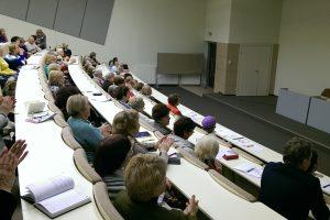 Klaipėdoje – dar daugiau diplomuotų senjorų