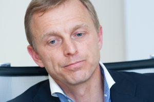 LLAF prezidentu perrinktas E. Skrabulis: permainų bus tiek, kiek reikės
