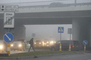 Oro užterštumas uostamiestyje nemažėja