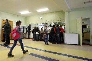 Uostamiesčio mokyklų valgyklose – patikrinimai