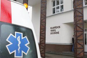 Teismas: Klaipėdos vaikų ligoninės rekonstrukcijos konkursas lieka sustabdytas