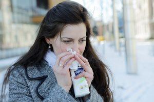 Daugiausia sergančiųjų gripu ir peršalimo ligomis – Vilniuje