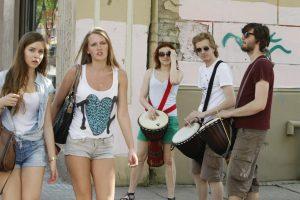 Klaipėdiečiai muzikuoti į gatves nesiveržia