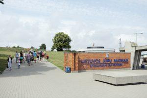 Įsilaužėliai bandė reketuoti Jūrų muziejų