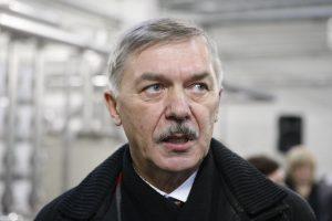 """Iš """"Klaipėdos vandens"""" vadovų traukiasi L. Makūnas"""