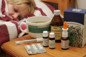 Uostamiesčio gyventojus kamuoja gripas