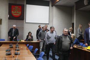 Startavo kandidatų į seniūnaičius registracija
