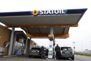 """""""Statoil"""" Vilniaus autobusams tieks dyzeliną už beveik 6 mln. eurų"""