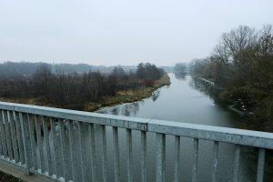 Įspėjimas: sparčiai kyla Danės vanduo